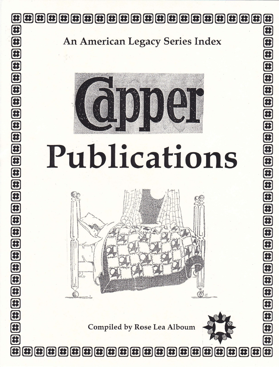 Capper Publications