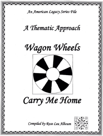 Wagon Wheels Quilt Block Patterns